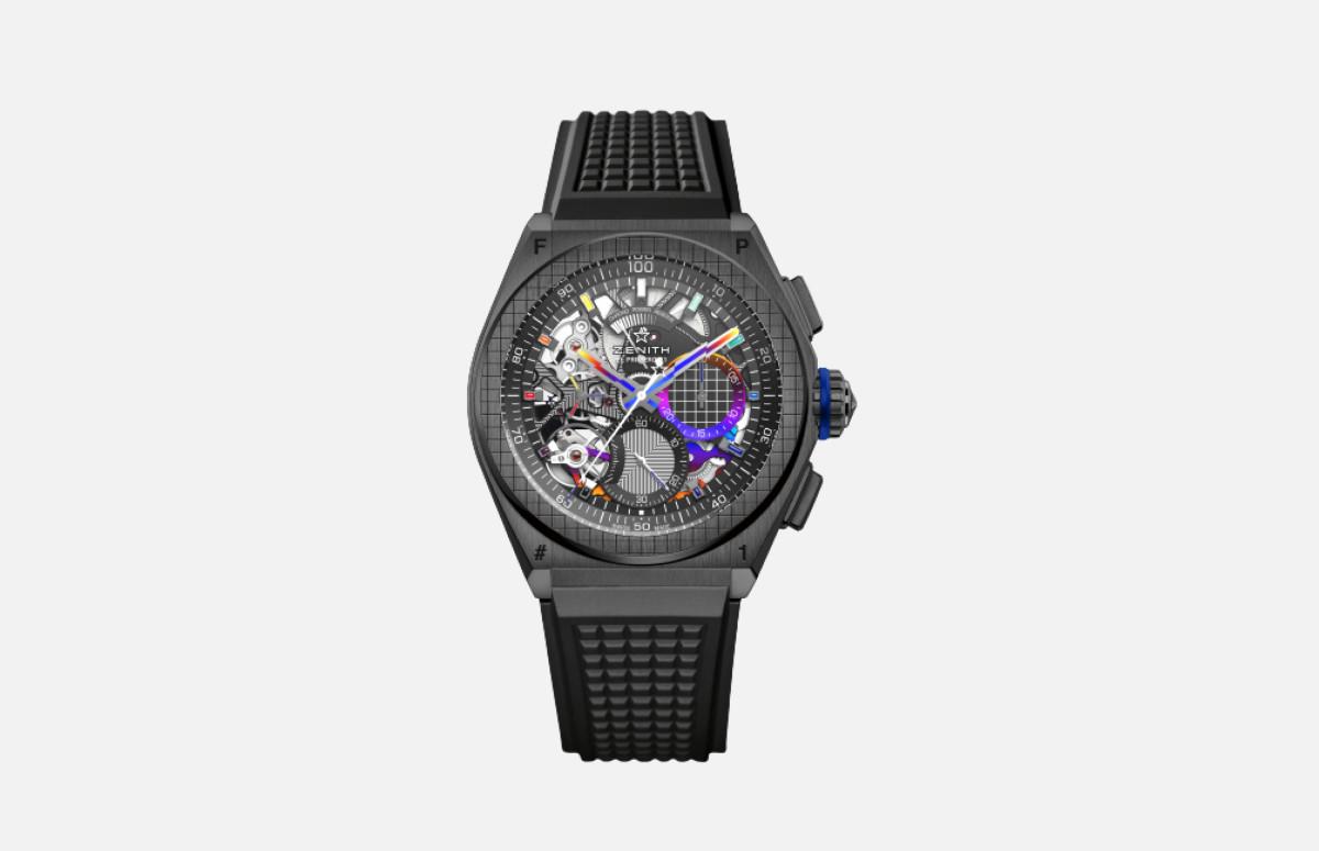 Часы Defy 21 Felipe Pantone, Zenith