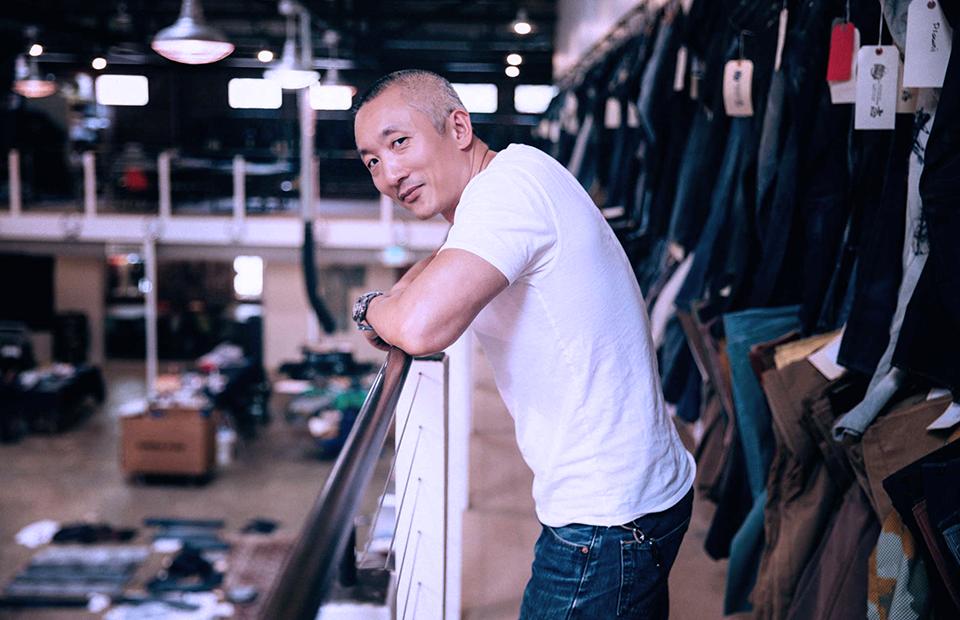 Джонатан Ченг, главный дизайнер Levi's®