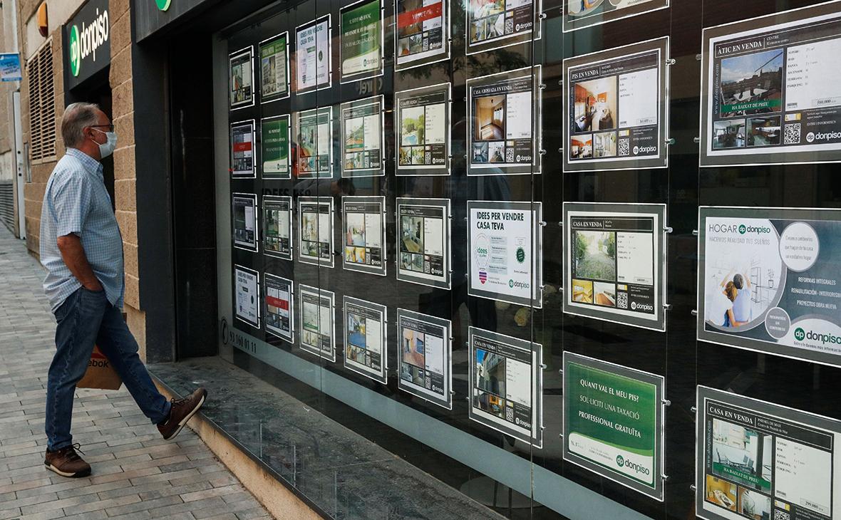 Агентство по недвижимости в Эль-Масноу, Испания