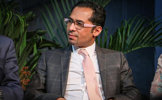 Африканский миллиардер Мохамед Девжи