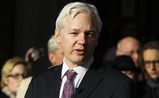 Основатель Wikileaks ДжулианАссандж