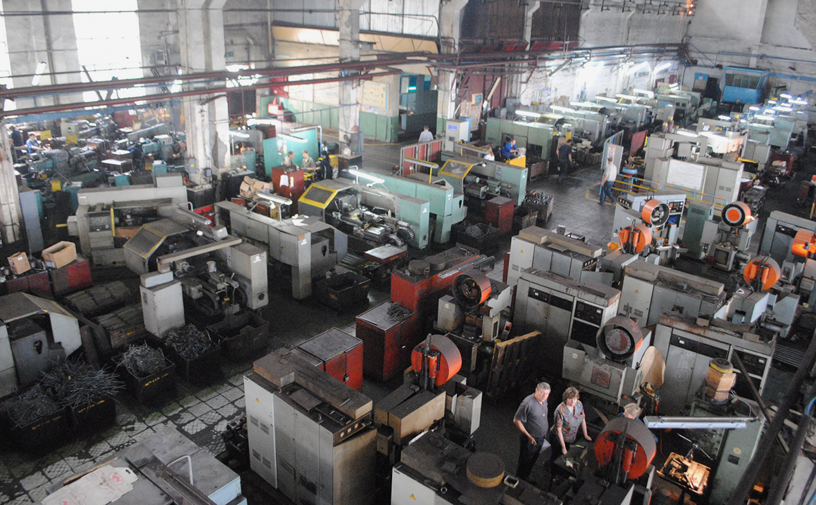 Производство Барского машиностроительного завода