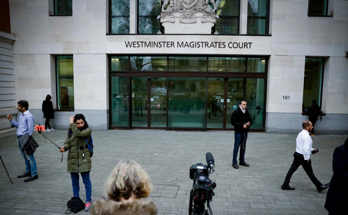 Вестминстерский магистратский суд Лондона