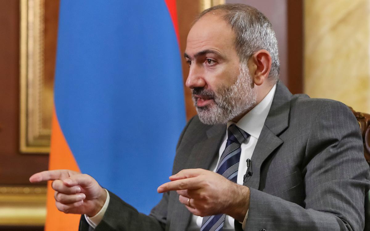 Пашинян сообщил о создании двух опорных пунктов российской базы