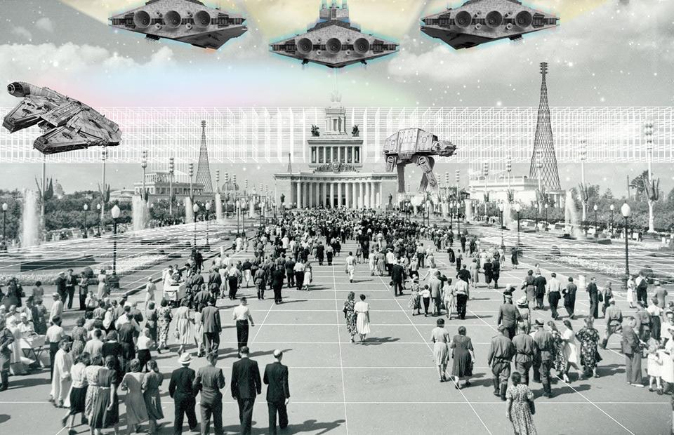 Семинар «Спекулятивная архитектура: как моделировать будущее» на «Стрелке»