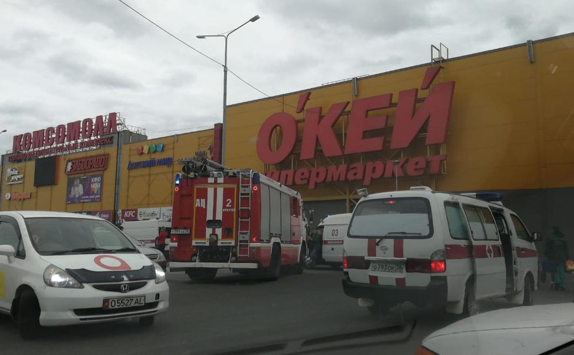 Фото: Группа «ДТП 38RUS Иркутск» / «Вконтакте»