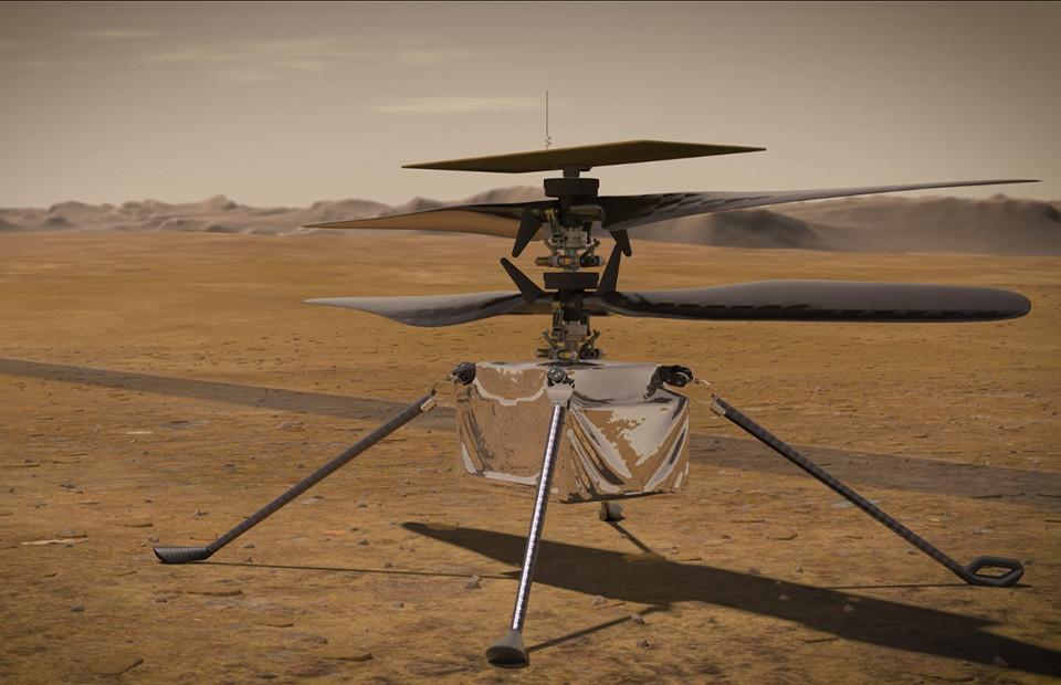 Фото:  NASA Jet Propulsion Laboratory / YouTube