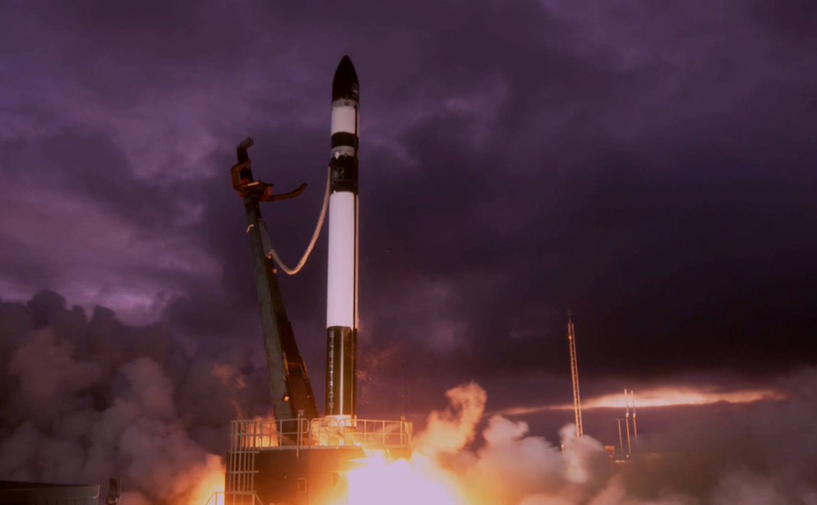 Фото: Rocket Lab / Global Look Press