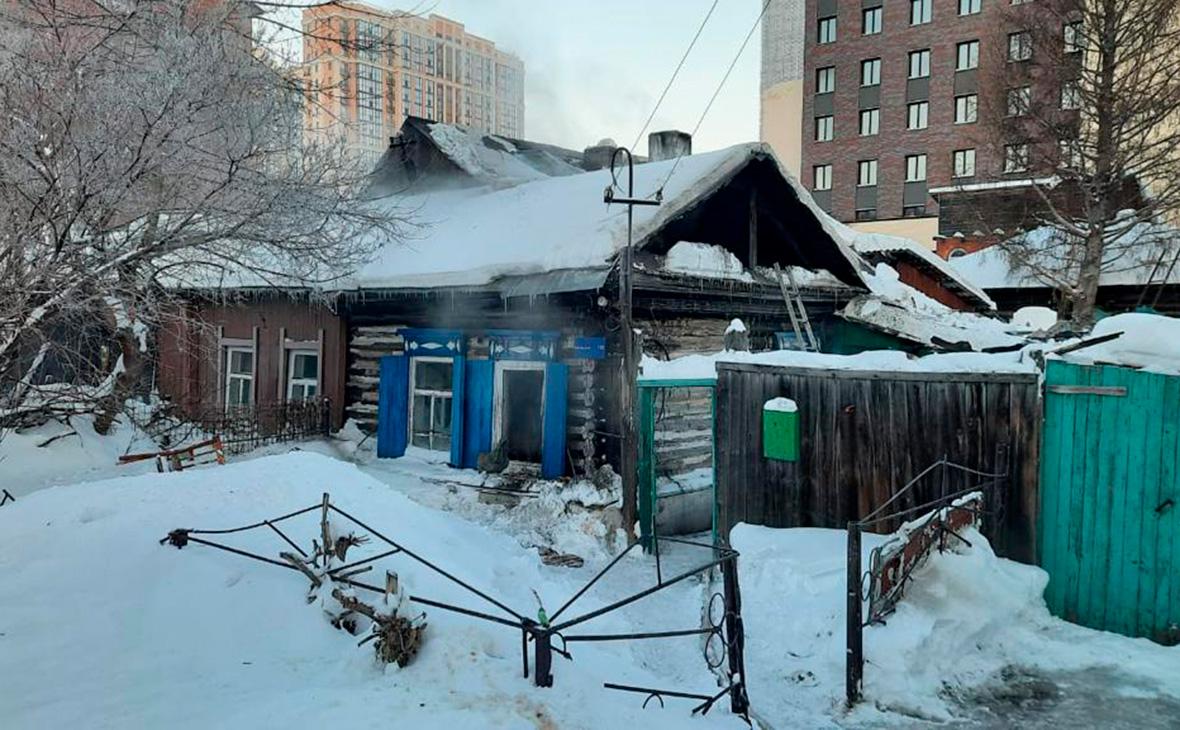 Фото: ГУ МЧС по Новосибирской области
