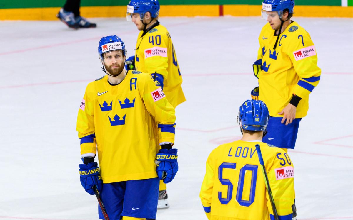 Фото: Сборная Швеции (Фото: Global Look Press)