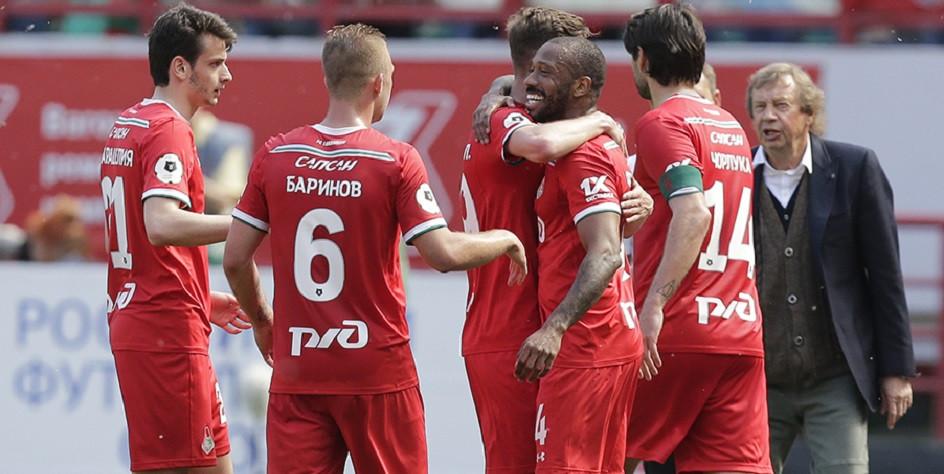 Фото: официальный сайт «Локомотива»