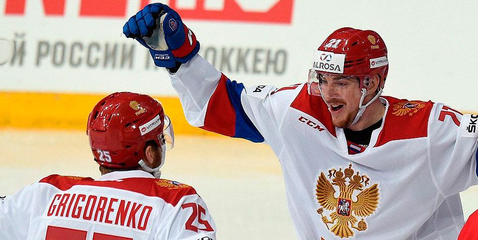 Фото: twitter.com/russiahockey