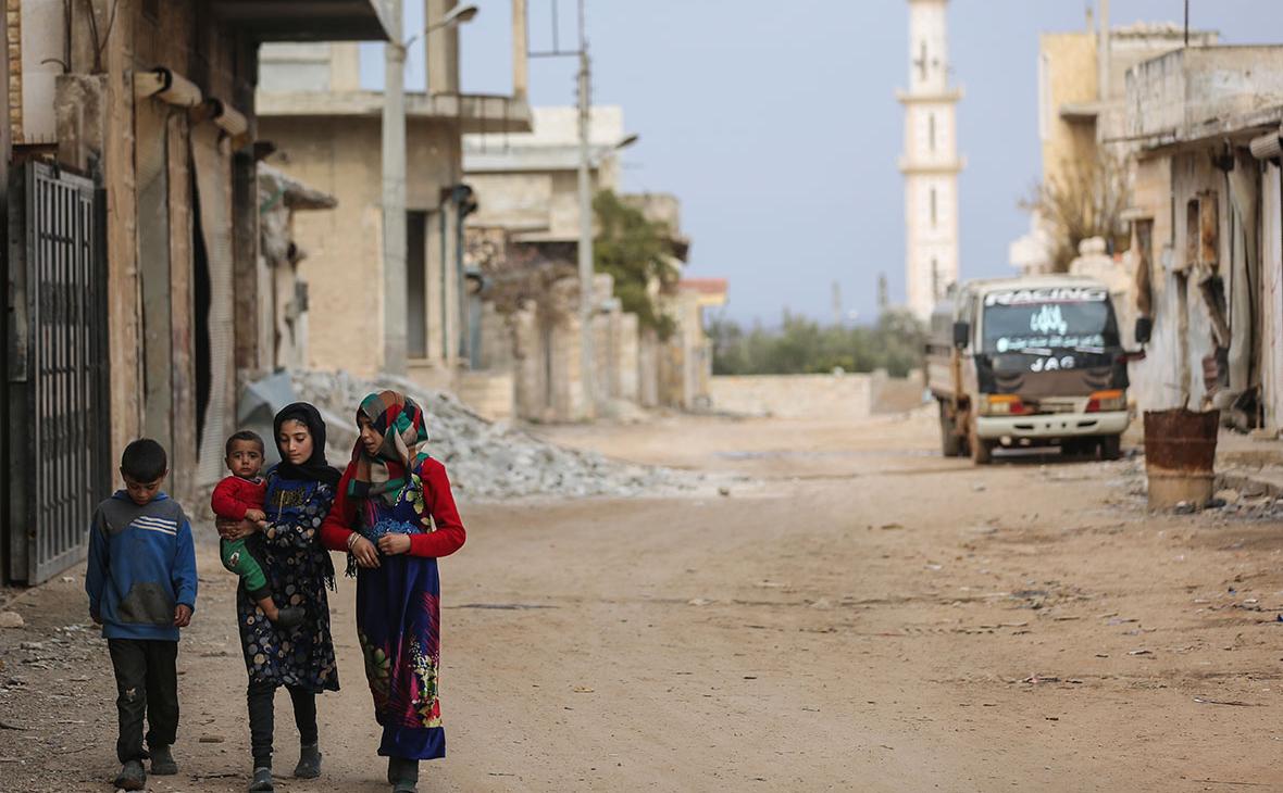 Фото: Anas Alkharboutli / Global Look Press