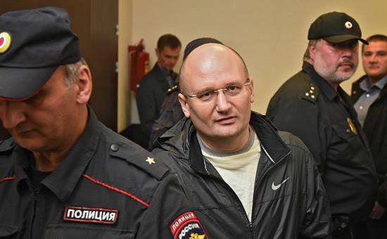 Управляющий оборонного предприятия ОАО«НТЦ «Завод «Ленинец» Александр Горбунов