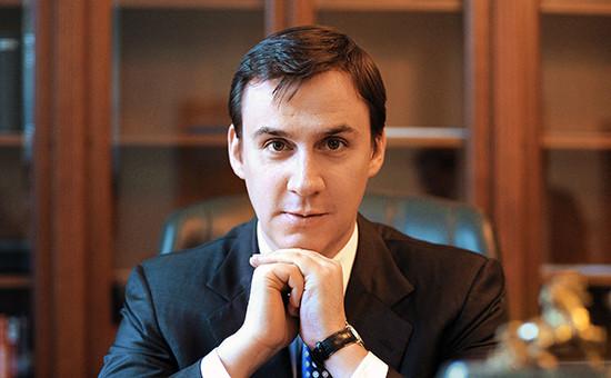 Глава правления Россельхозбанка Дмитрий Патрушев