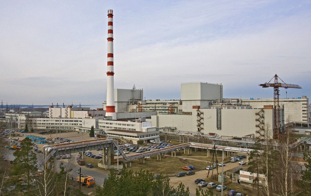 Ленинградская атомная станция (ЛАЭС)