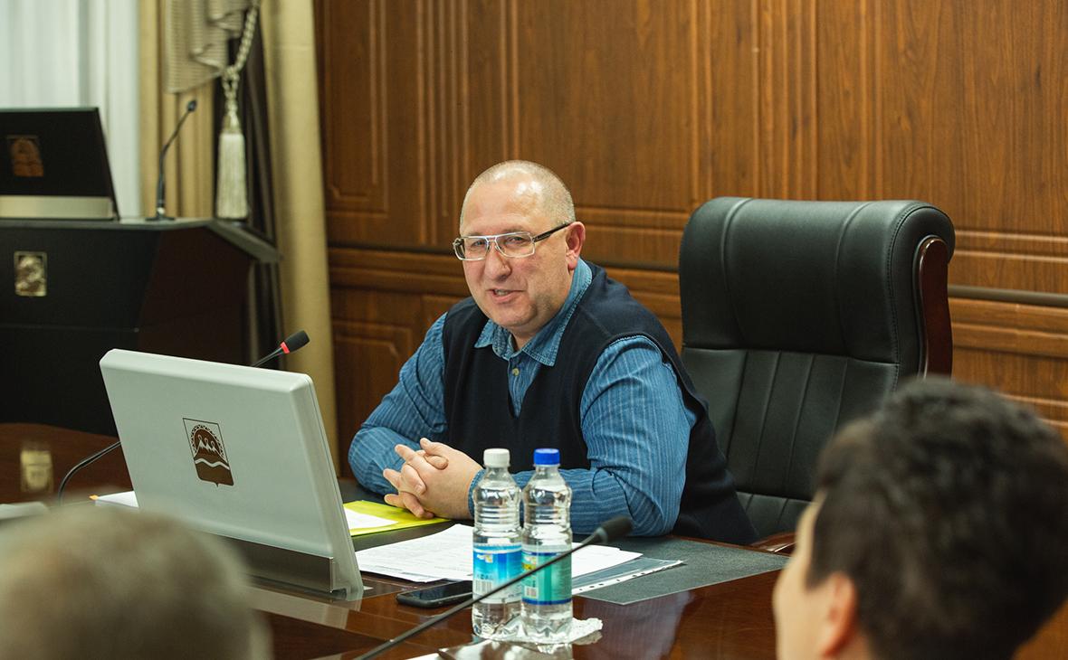 Алексей Костылев