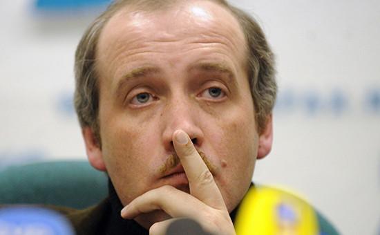 Шеф-редактор «Новой газеты» Сергей Соколов. Архивное фото