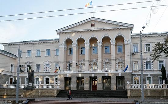 Министерство внутренних дел Молдавии