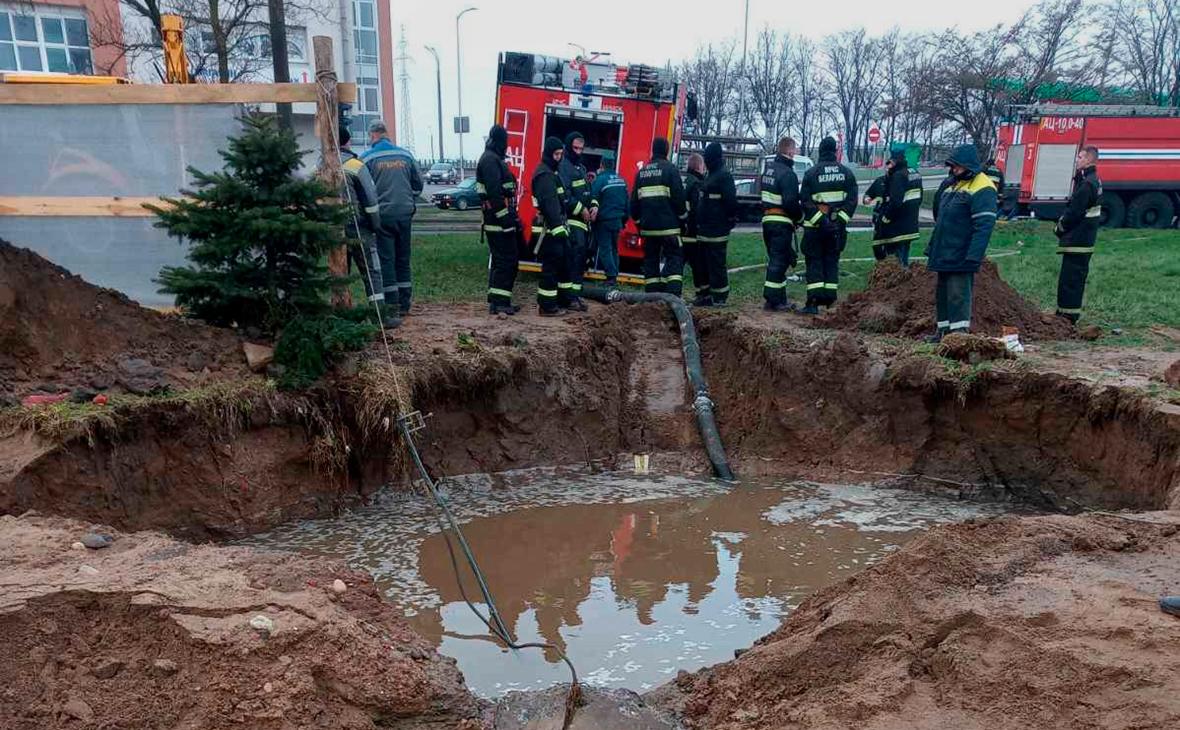 Фото: МЧС Республики Беларусь