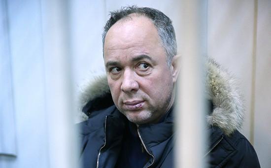 Экс-начальник «Дальспецстроя» Юрий Хризман
