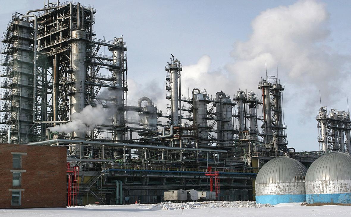 Завод «Нижнекамскнефтехим»