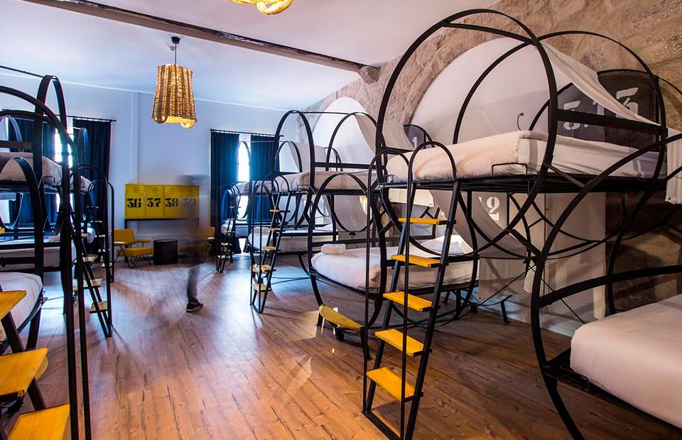 «Лучший новый маленький хостел»— The House of Sandeman, Порто, Португалия