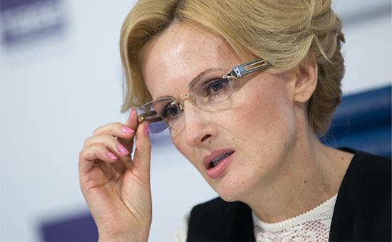 ДепутатГосдумы РФИрина Яровая