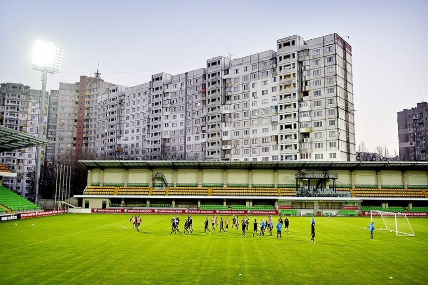 Фото: Swedish national soccer team / Global Look