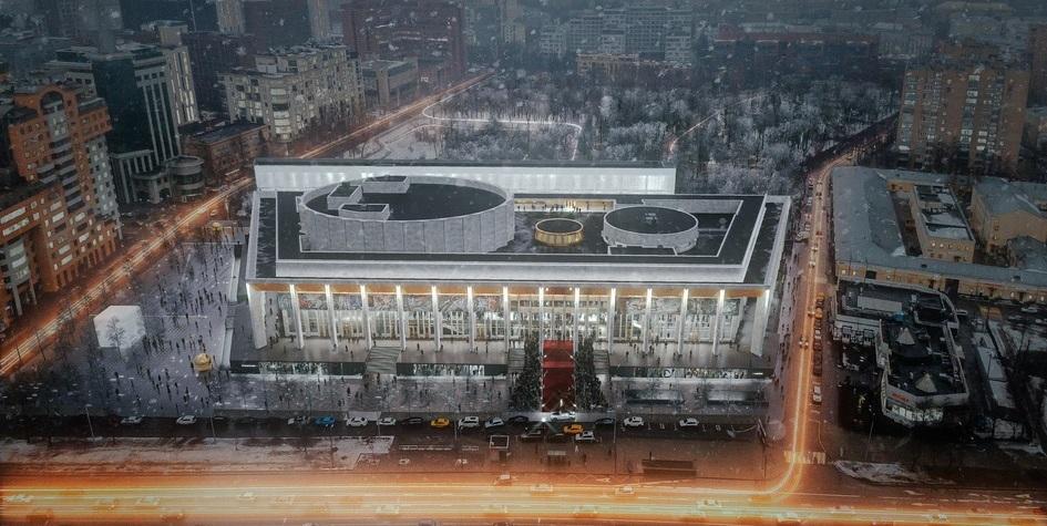 Фото: Москомархитектура