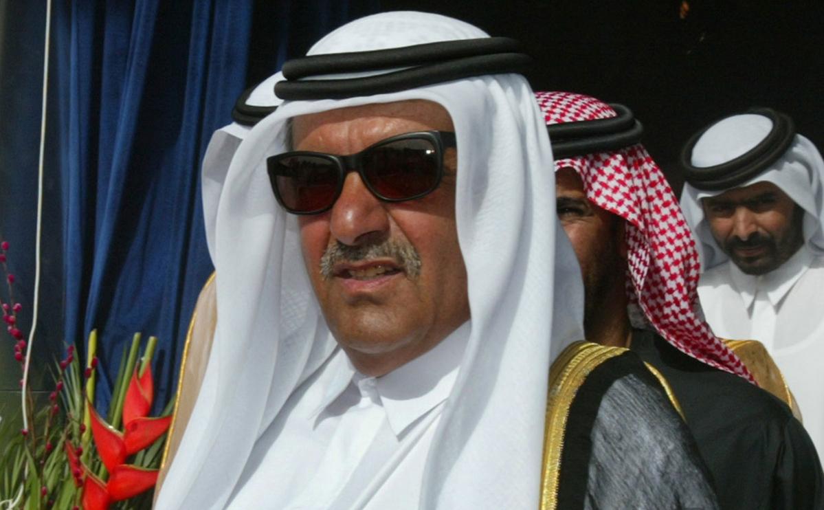 Хамдан ибн Рашид Аль Мактум