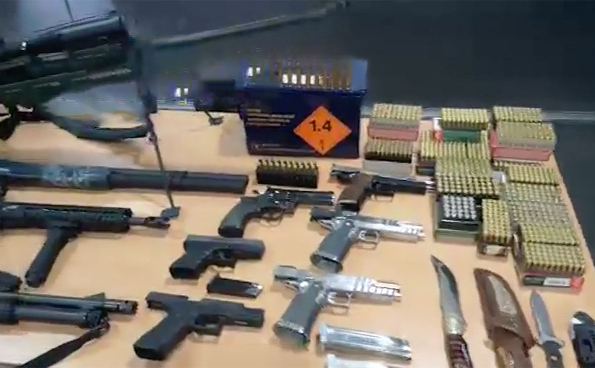 Фото: Национальная полиция Испании