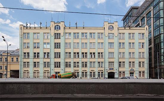 Здание АО «Первая образцовая типография»