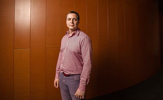 Основатель Wikimart Максим Фалдин