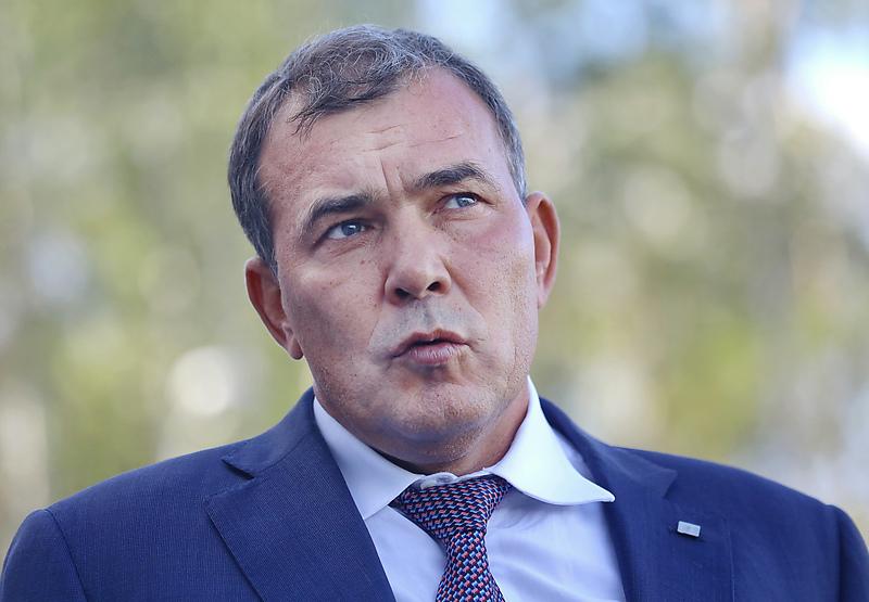 Владелец компании «Росинжиниринг» Дмитрий Новиков
