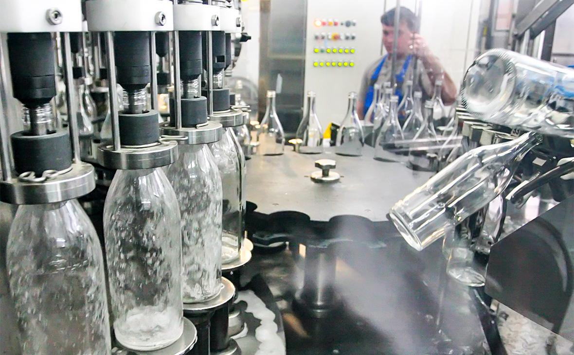 Ликероводочный завод «Топаз»