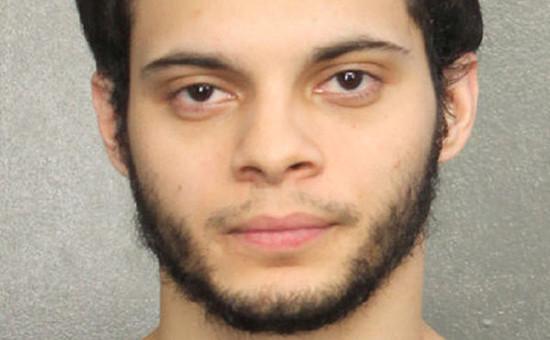 Подозреваемый в стрельбе в аэропортуФлориды ЭстебанСантьяго