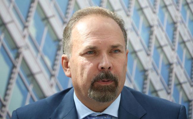 Министр строительства иЖКХ РФ Михаил Мень