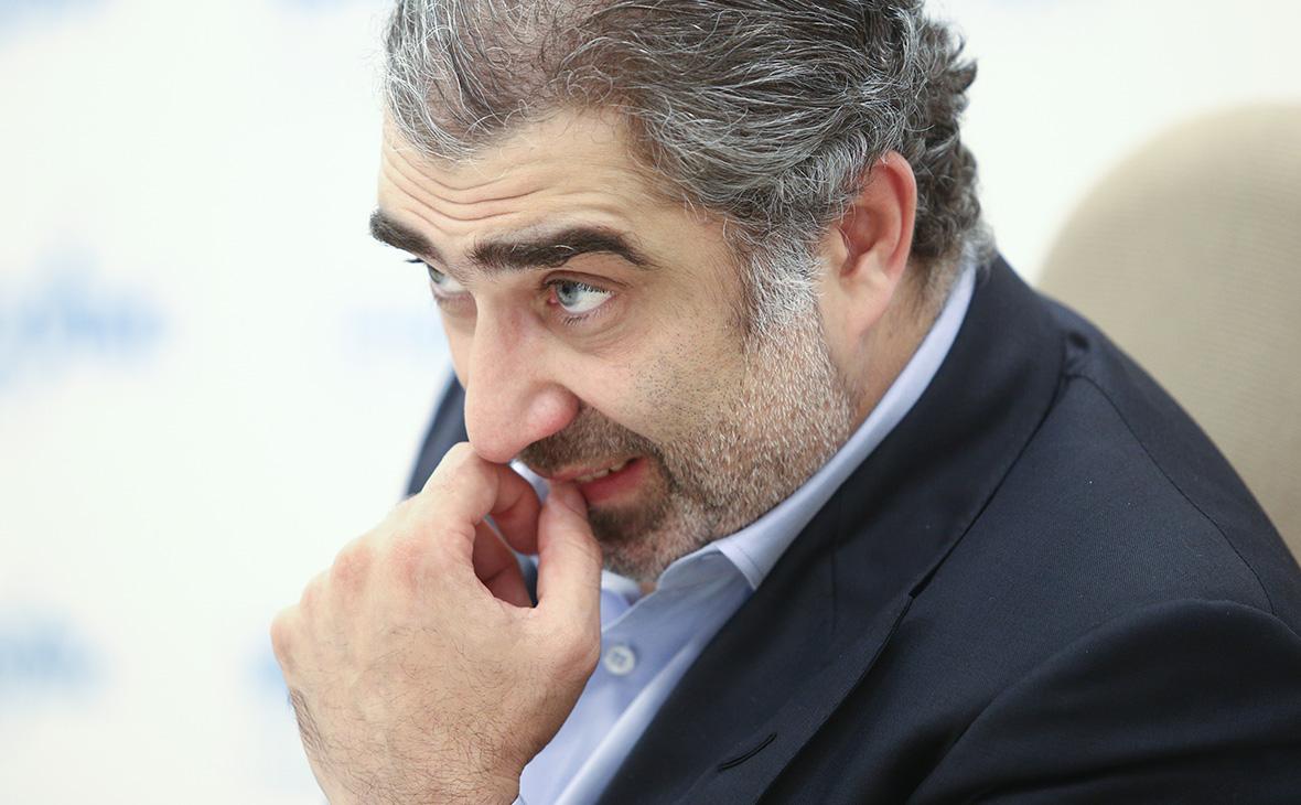 Данил Хачатуров