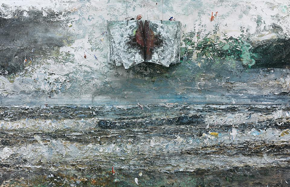 Ансельм Кифер, «Дух над водою», 2008–2016 годы