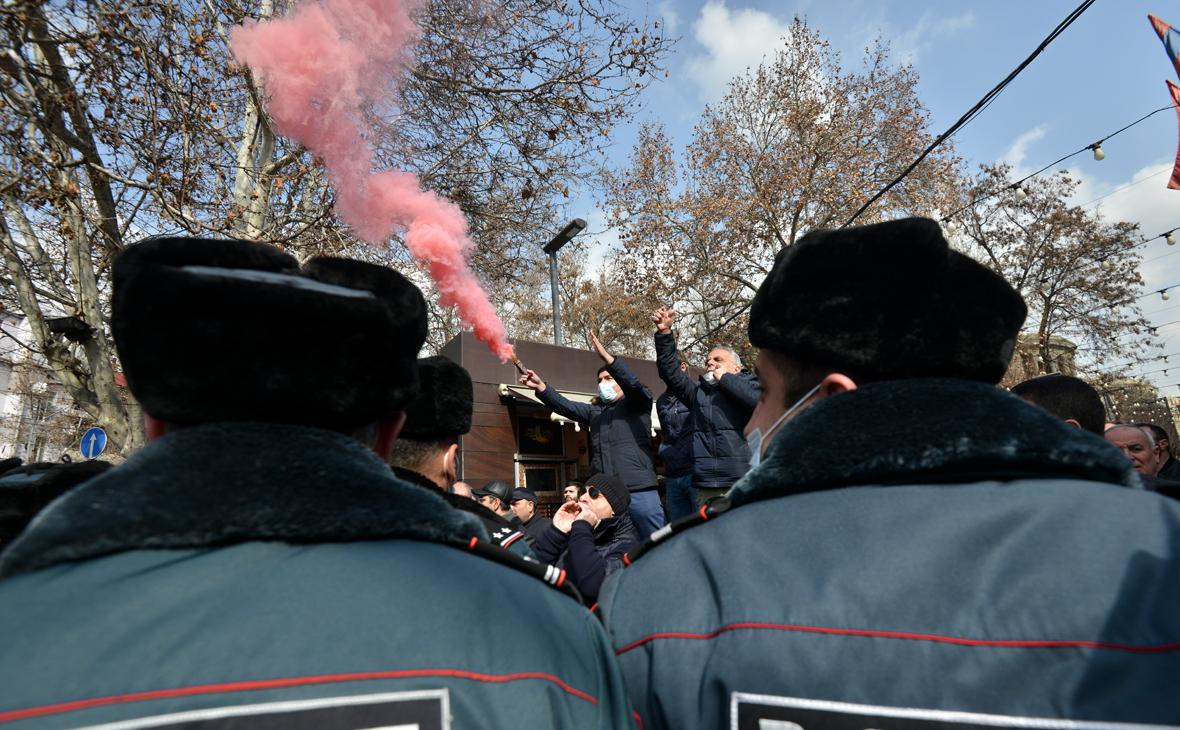 Фото: Karo Sahakyan / PAN Photo via AP