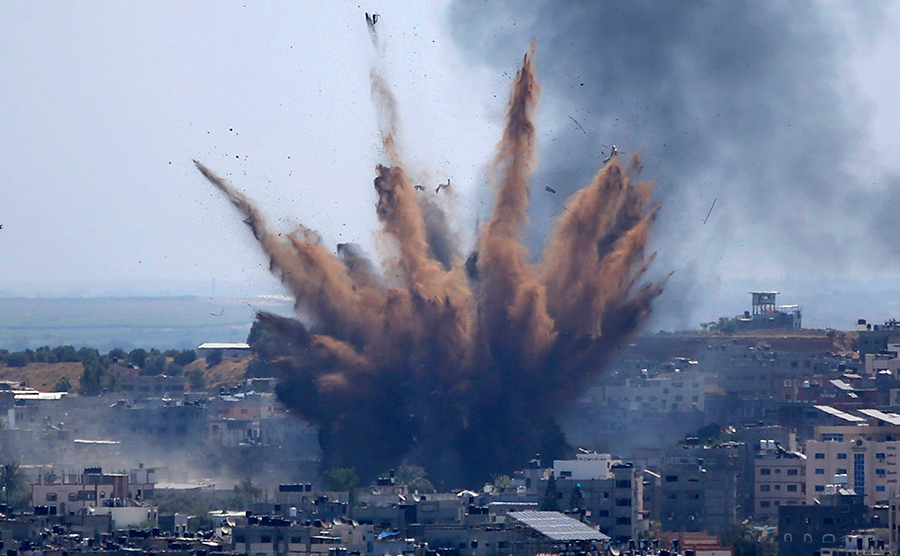 Фото: Hatem Moussa / AP