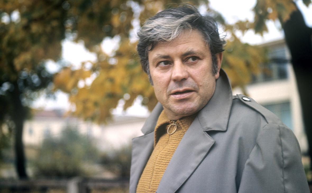 Донатас Банионис. 1975 год
