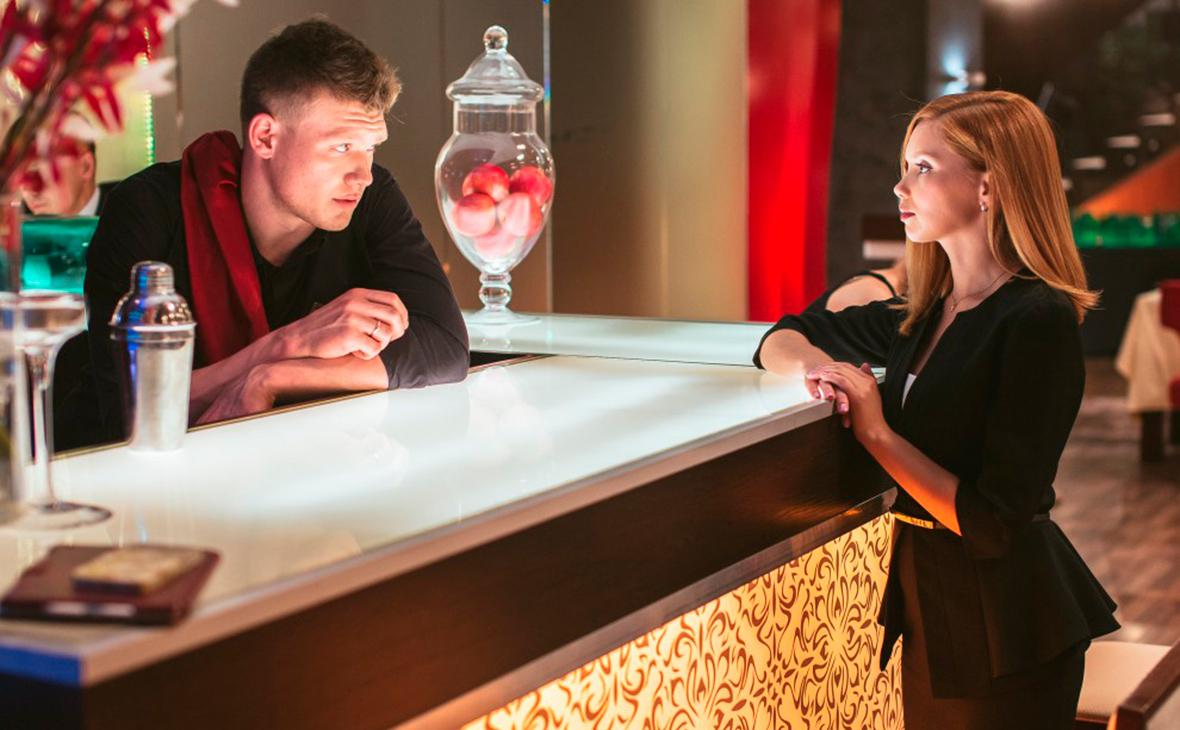 Фото: кадр из сериала «Отель Элеон»