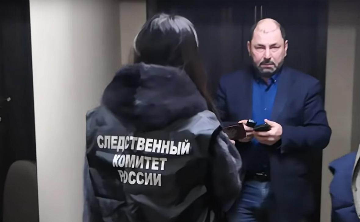 Александр Шамсудинов