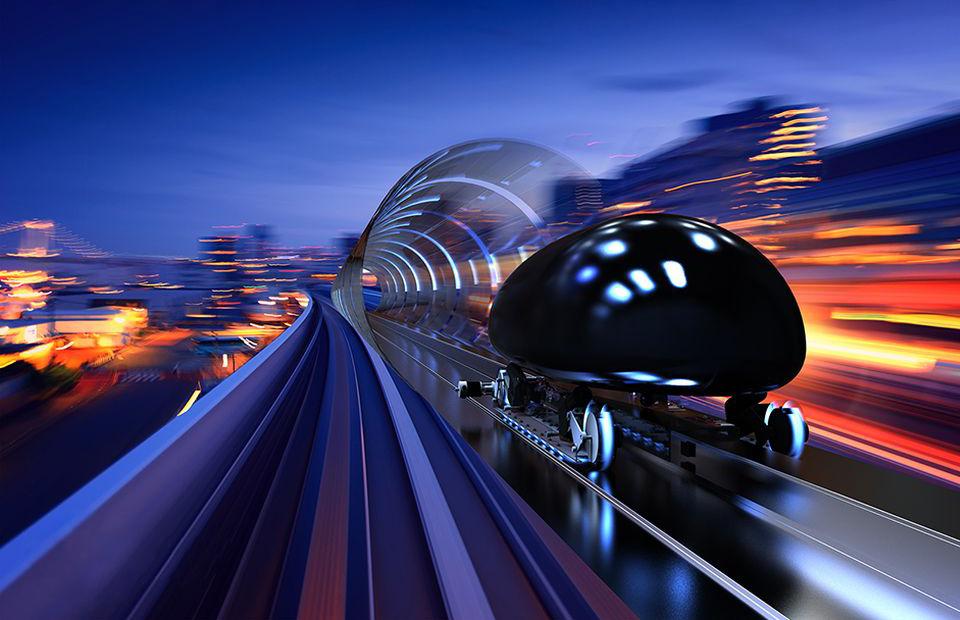 Фото: пресс-материалы Hypreloop One