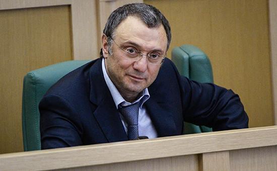 Член комитета порегламенту иорганизации парламентской деятельности Совета Федерации РФСулейман Керимов