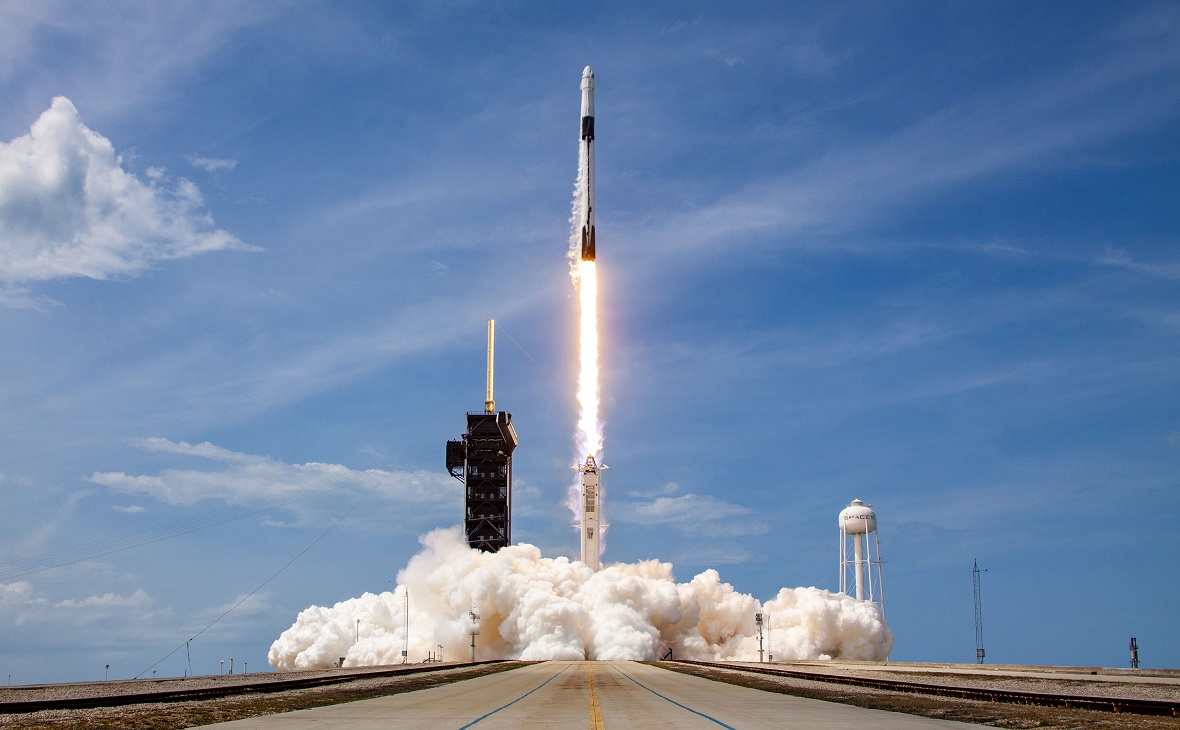 Фото: SpaceX via Getty Images