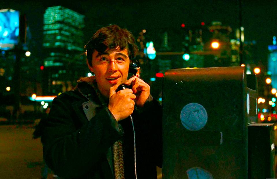Кадр из фильма «Брат-2»