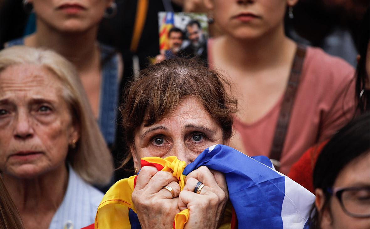 Фото: Emilio Morenatti / AP